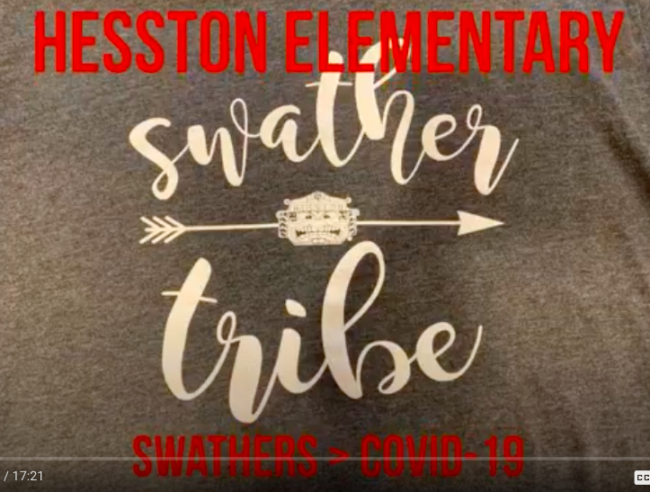 Hesston Elementary End of the Year Video