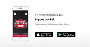 New USD 460 Mobile App