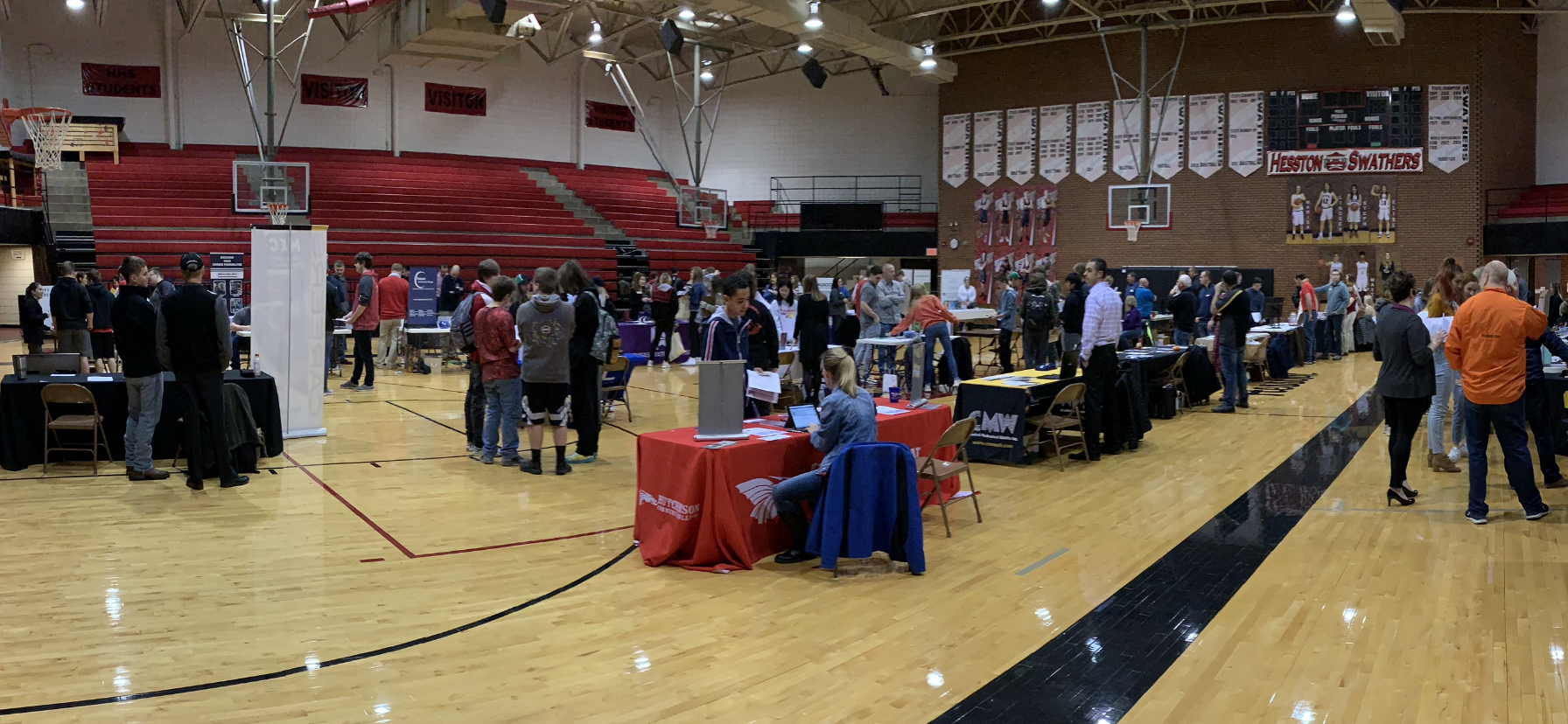 HHS Job Fair